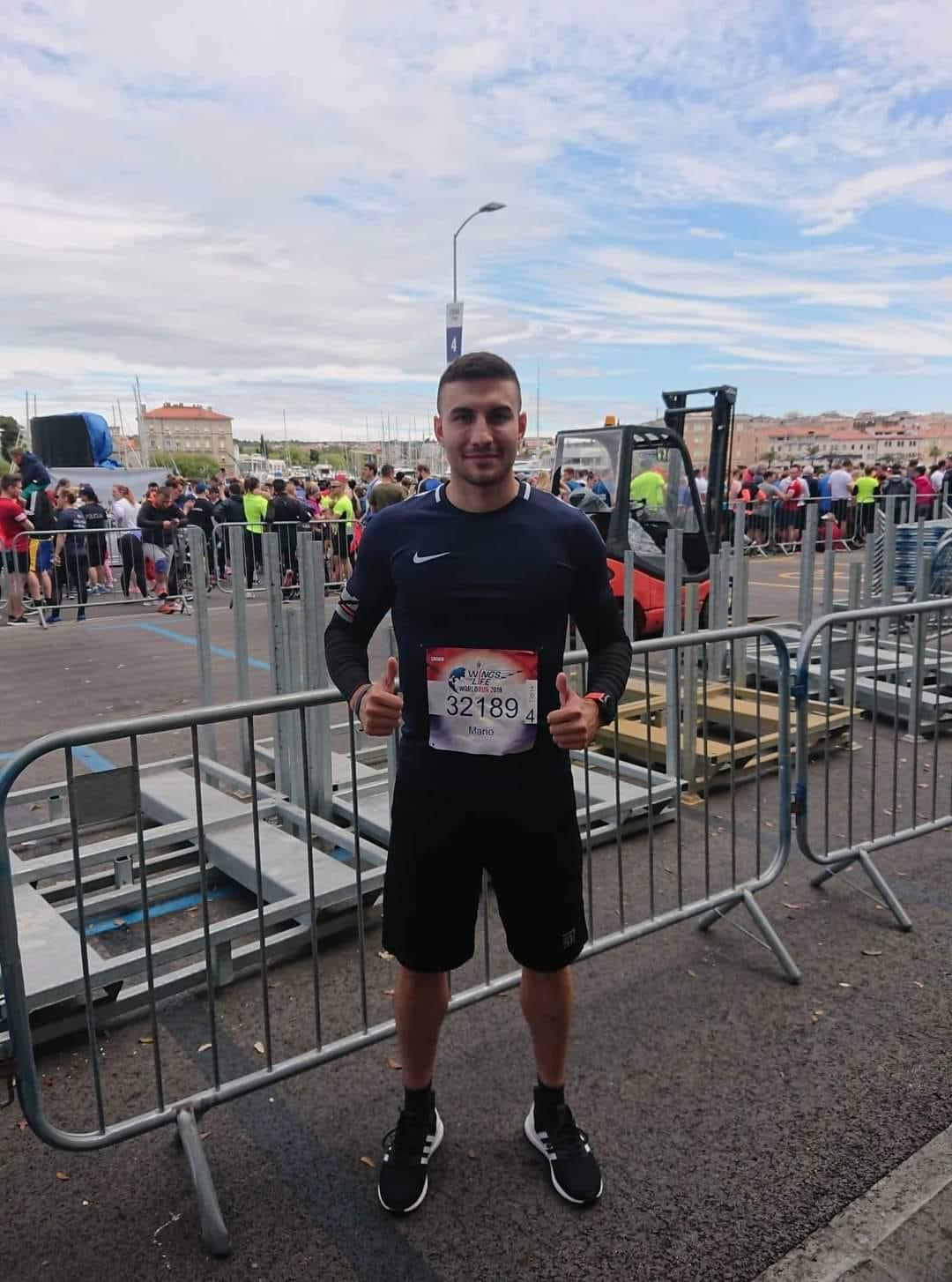 1. Memorijalno-humanitarna utrka Mario Madžar