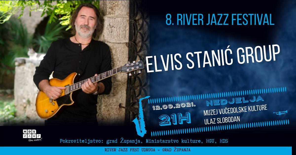 8. River Jazz Festival – Elvis Stanić Group