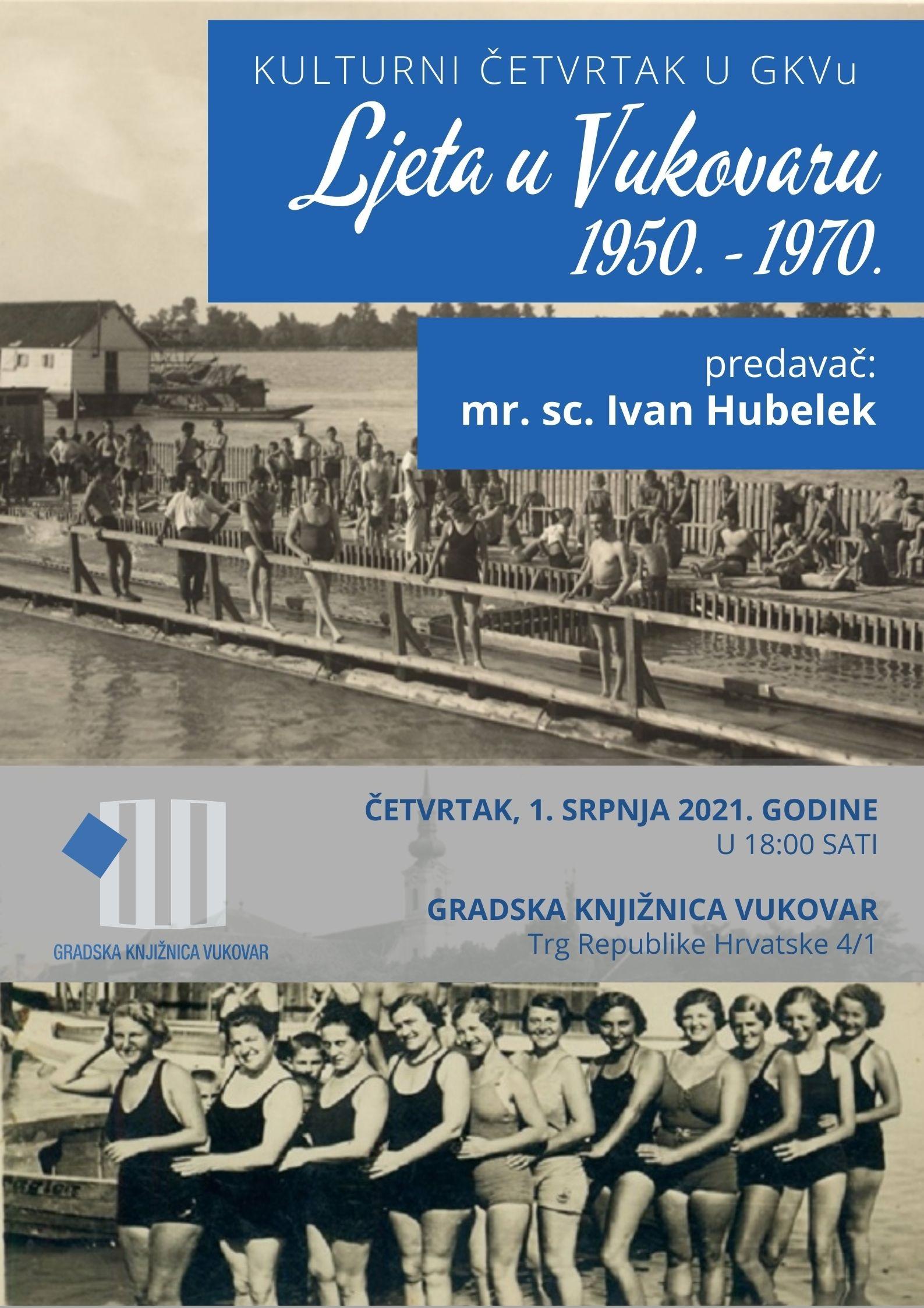 Ljeta u Vukovaru 1950.-1970.