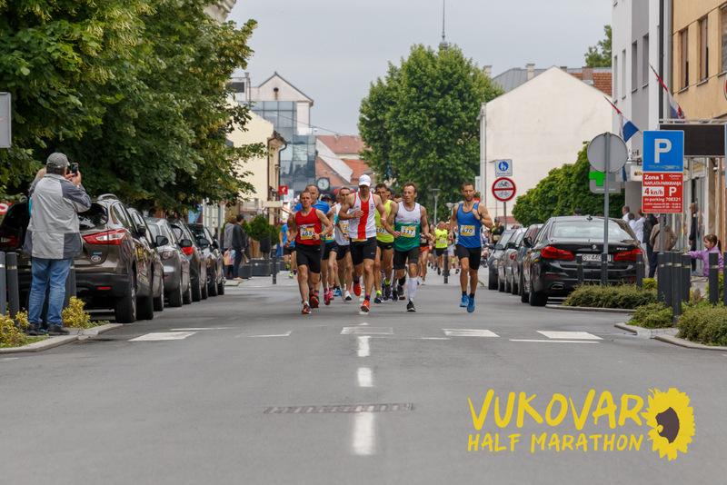 2. Vukovar Half Marathon